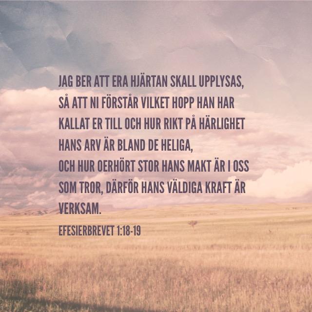 efesierbrevet 1:18-19