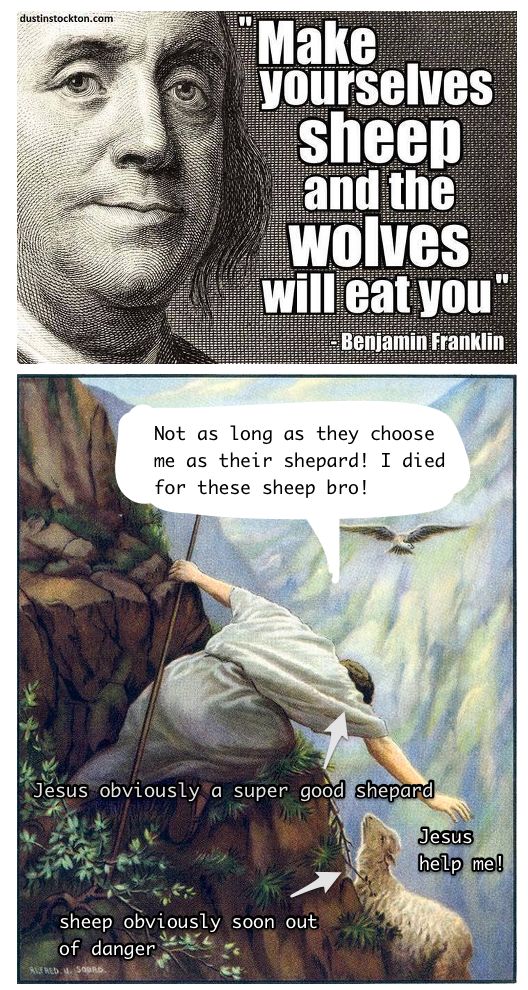 jesus herde