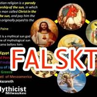 Julen handlar inte om Jesus