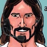 Jesus direkt, kan jag hjälpa till med något?